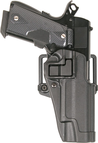 BlackHawk Serpa CQC Holster w/ Belt Loop & Paddle Glock 17/22/31 - 410500BK-R