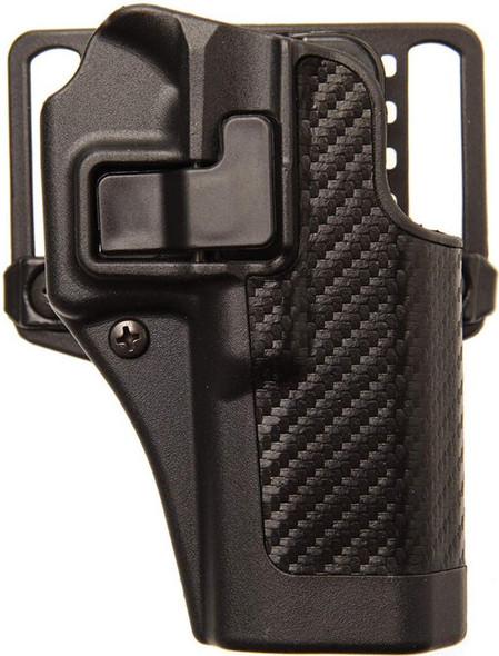 Blackhawk Serpa CQC Belt/Paddle Holster For Glock 19/23/32/36 RH - 410002BK-R
