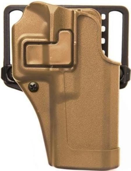 BlackHawk Serpa CQC Holster w/ Belt Loop & Paddle Glock 19/23/32 - 410502CT-R