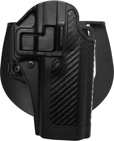 Blackhawk Serpa CQC Belt Loop/Paddle Holster For Taurus 24/7 OSS - 410019BK-R