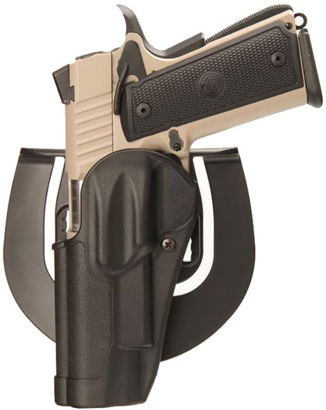 Blackhawk Sportster CQC Holster w/ Loop & Paddle For Glock 17/22/31 - 415600BK-R