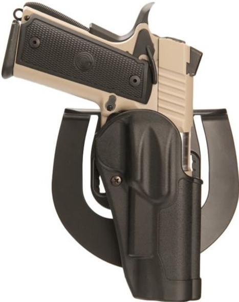 Blackhawk Sportster CQC Holster w/ Loop/Paddle, Glock 26/27/33 RH - 415601BK-R