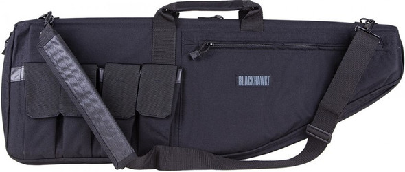 "Blackhawk 41"" Rifle Case, Textured Black - 64RC41BK"
