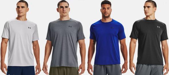 Under Armour Men's UA Tech 2.0 Novelty Short Sleeve T-Shirt - 1345317
