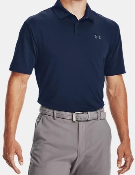 Under Armour Men's UA Performance 2.0 Textured Polo Golf Shirt - 1342080
