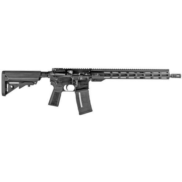 "IWI US, Inc, Zion Z-15, Semi-automatic, AR, 223 Wylde Chamber, 16"" Barrel, Black, 15"" Free Float Handguard, BCM Pistol Grip and B5 Stock, 30Rd, 1 PMAG"