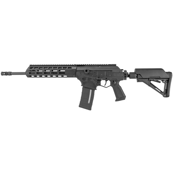 "IWI Galil Ace Gen 2 Semi-automatic Rifle in 556NATO, 16"" Barrel, Black Finish, Side Folding Stock, 1 Gen 3 PMAG, 30Rd"