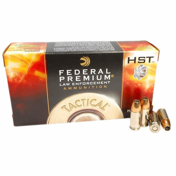 Federal Premium 9MM 124GR Hollow Point (100 Rounds)