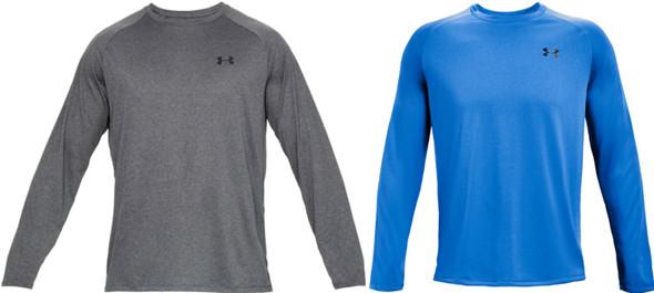 Under Armour Men's UA Tech 2.0 Long Sleeve T-Shirt - 1328496