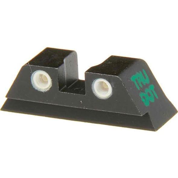 Meprolight ML10224G R.S Glock Tru-Dot Night Sight 9mm .357 Sig .40 S&W & .45 Gap Rear Sight