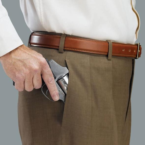 Galco Pocket Protector Pocket Protector Size PRO626B Holster, Black