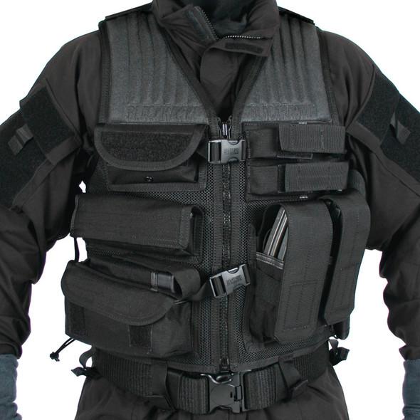 Blackhawk Omega Phalanx Homeland Security HSV Vest w/ STRIKE Molle - 30EV35BK