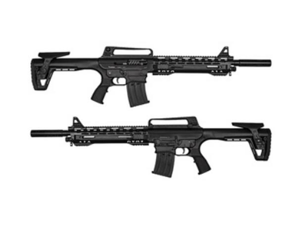 SDS Imports SDS AR STYLE S/A 12 GA SHOTGUN BLK