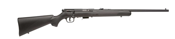 "Savage 26702 Mark II F 17 HM2 10+1 21"" Black Matte Blued Right Hand"