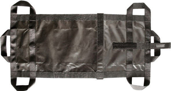 Blackhawk Rapid Flex Medical Litter, Black - 20ML00BK