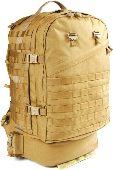 Blackhawk Velocity X3 Jump Molle Pack Backpack, Coyote Tan - 603D09CT