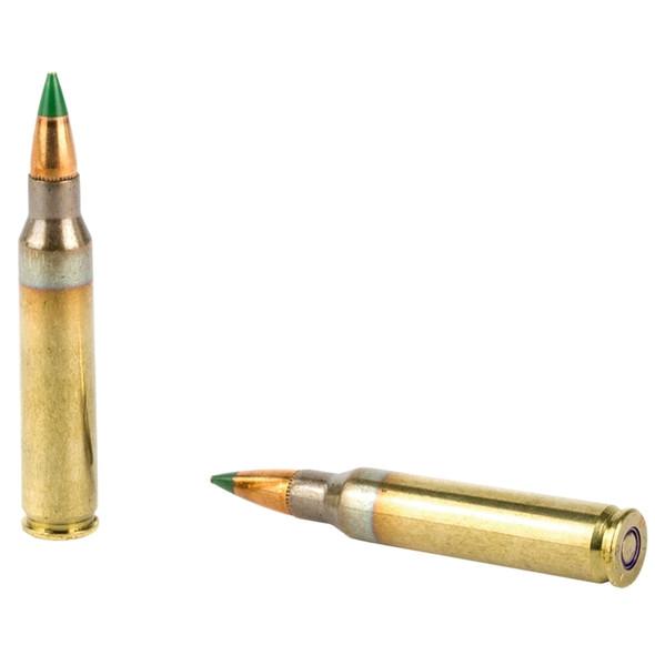 Winchester 5.56mm M855 NATO Ammo 62 Grain Green Tip FMJ 100 ROUNDS