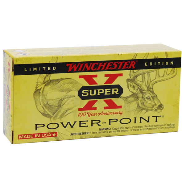 Winchester Super-X 30-30 Winchester 150 Grain Power-Point  40rounds