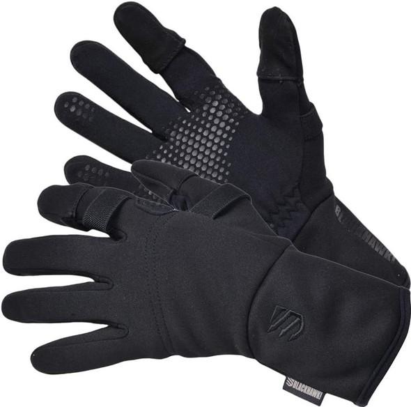 Blackhawk AVIATOR Aptitude Black Shooting Glove, Small - GS001BKSM