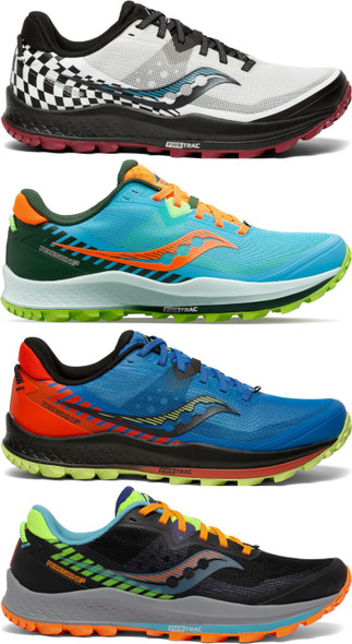 Saucony Peregrine 11 Men's Athletic Running Shoes - S20641