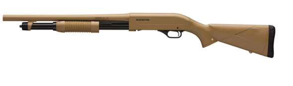 Winchester Defender SXP Dark Earth 12Ga Shotgun, FDE, 18.0″ – 512337339