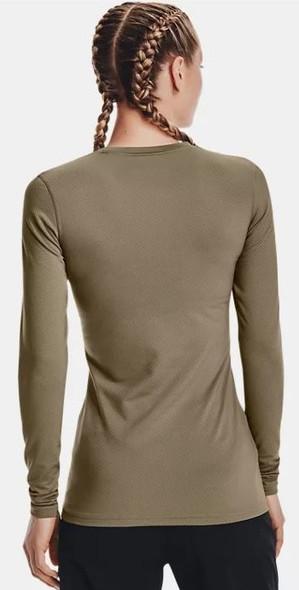 Under Armour Women's UA Tactical Crew Base Long Sleeve Shirt - 1316922