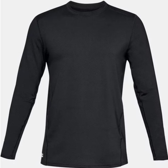 Under Armour Men's UA ColdGear Tactical Crew Base Long Sleeve Shirt - 1316936