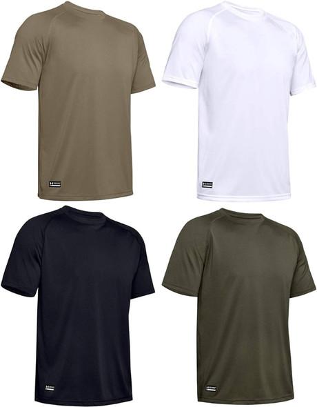 Under Armour Men's UA Tactical Tech Men's Short Sleeve T-Shirt - 1005684