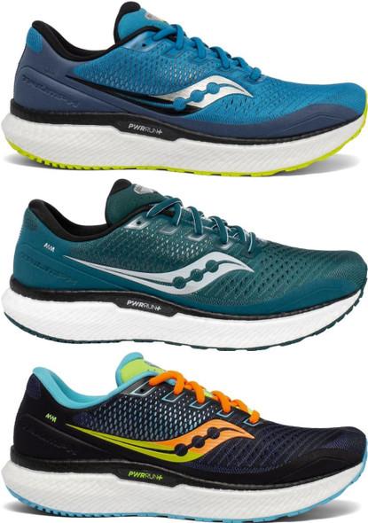 Saucony Triumph 18 Men's Athletic Running Shoes - S20595
