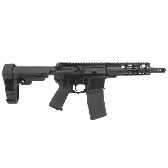 "Lantac LA-SF15 .223 Personal Defense Pistol 7.5"" Pistol w/ Pistol Gas System 01-FA-223-PDP"