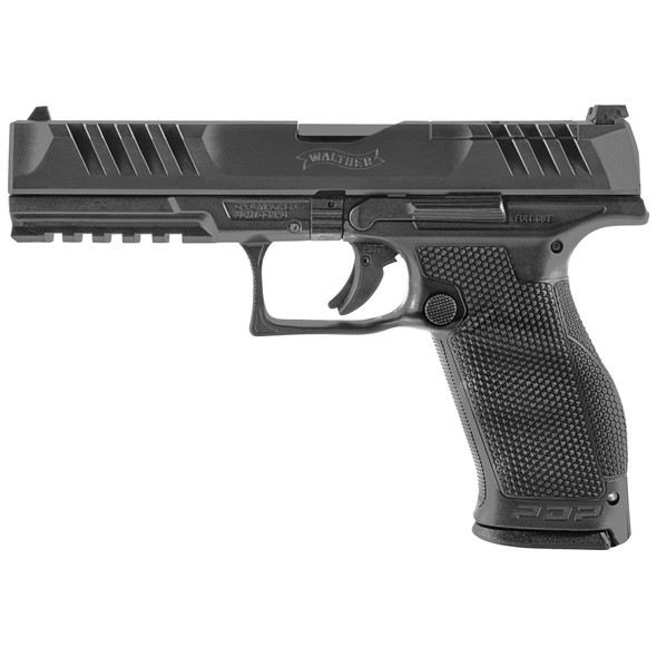 """Walther PDP FS 9MM 5"""" 18RD OPTIC READY PISTOL"""