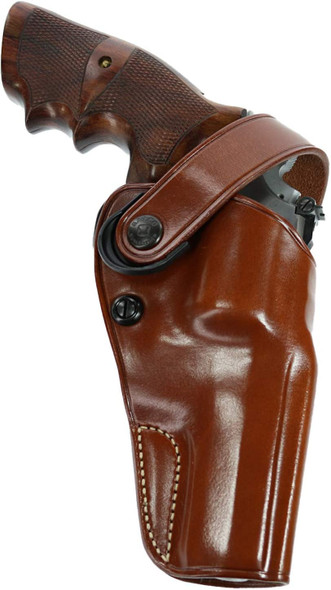 Galco DAO126 DAO Belt Holster for S&W N FR .44 Model 29/629 4-Inch, Tan