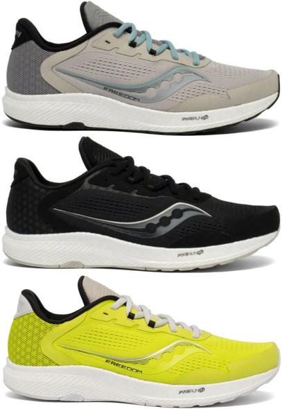 Saucony Freedom 4 Men's Athletic Running Shoes - S20617-35 & S20617-45