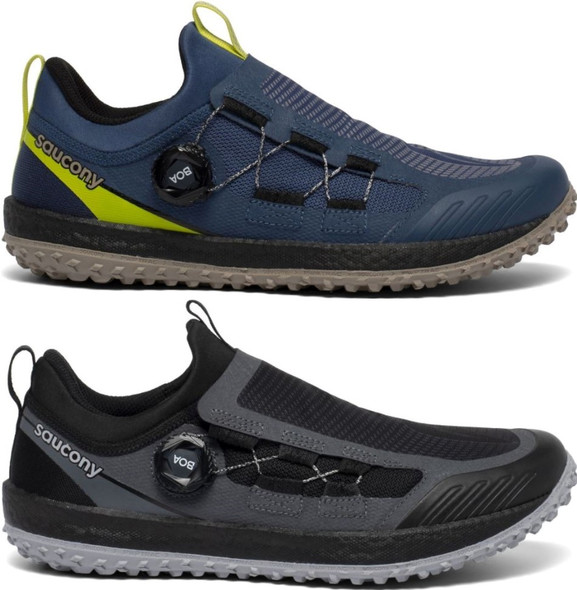 Saucony Switchback 2 Men's Athletic Running Shoes - S20581-1 & S20581-45