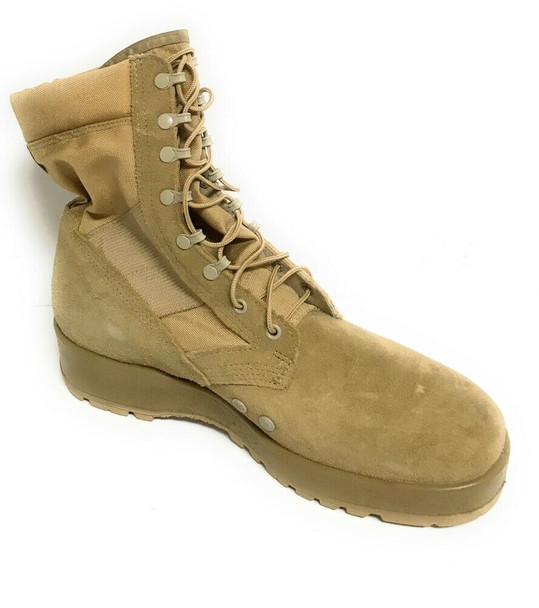 Rocky Entry Level Hot Weather Military Boot, Desert Tan,