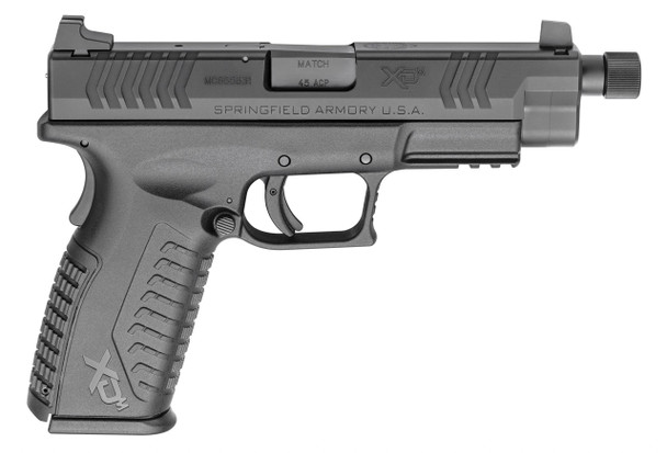 Xd-M® 4.5″ Threaded .45 Acp Handgun