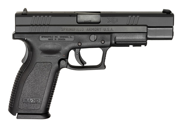 "Xd® 5"" Tactical Model Handgun, Low Capacity .45 ACP Black"