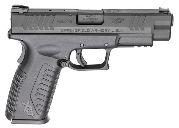 "Xd-M® 4.5"" Handgun, Low Capacity .45 ACP Black"