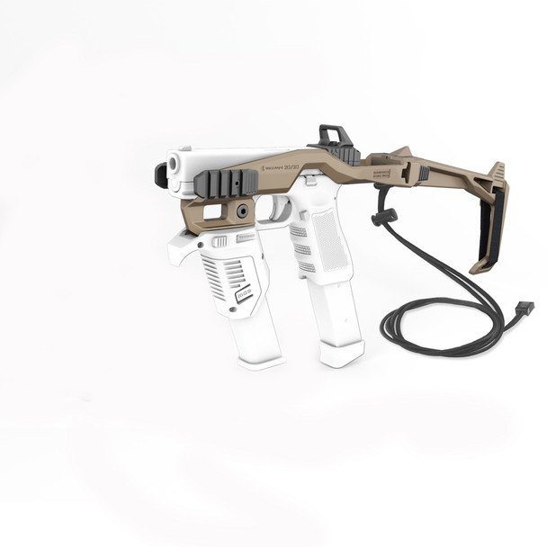 Recover Tactical® 20/20H Kit Stabilizer for Glock Tan