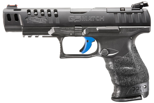 WALTHER Q5 Match M2 9mm Pistol with Three Magazines