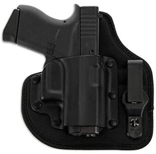 """Galco Quicktuk Cloud Holster Righ Hand Springfield XDS 3.3"""" Nylon and Polymer."""