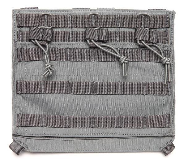Eagle Industries Triple M4 Molle Front Flap Gray