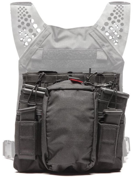 Eagle Industries Active Shooter Response Front Flap, Gray