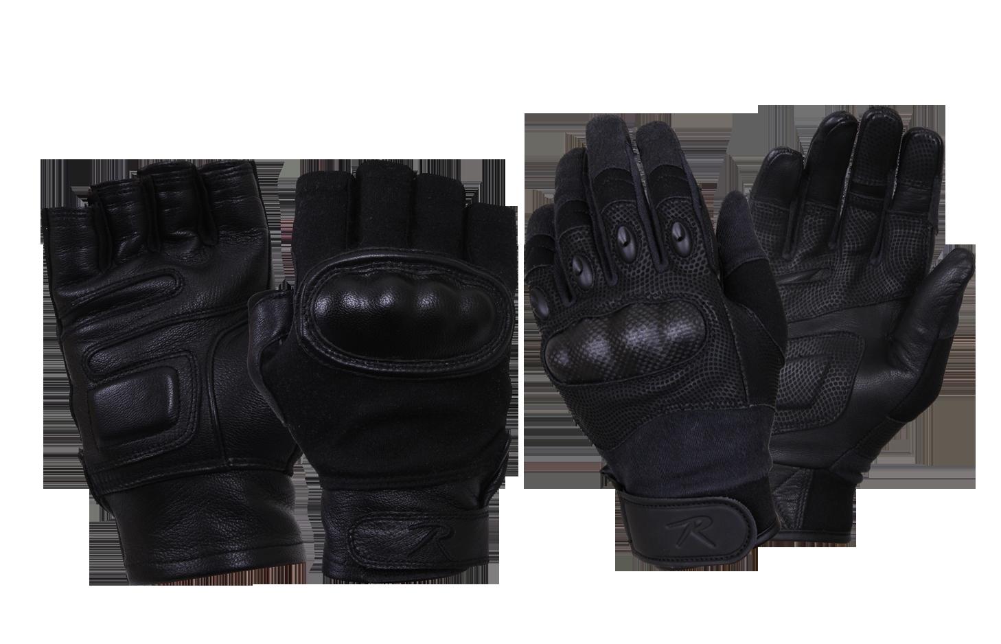 black tactical gloves at bereli