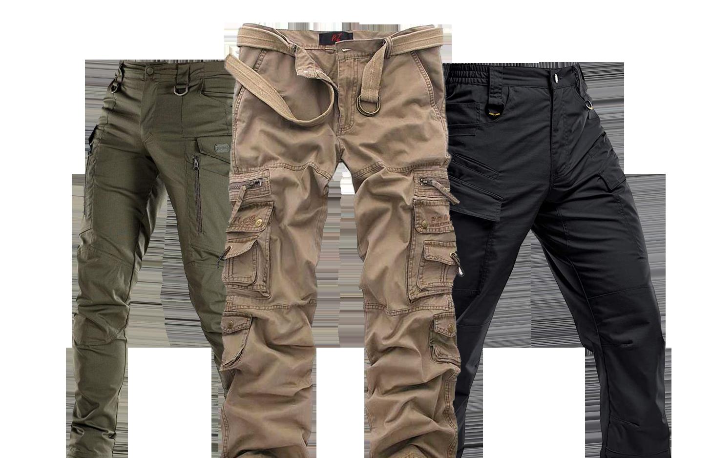 cargo tactical pants at bereli
