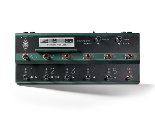 Kemper Profiler Rack w/ Remote