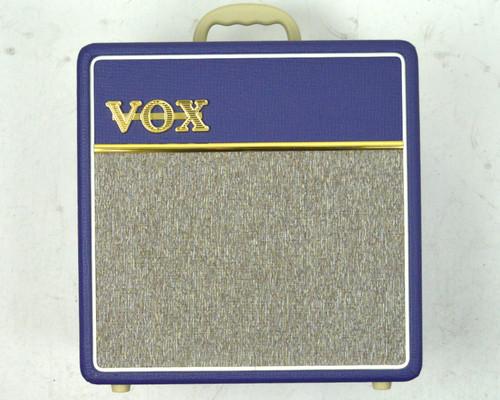 Vox AC4TV 4w 1x10 Valve Combo - Ryan Fowler's Guitar Experience