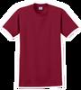 G2000 Cardinal Red T-Shirt Short Sleeve by Gildan