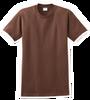 G2000 Dark Chocolate T-Shirt Short Sleeve by Gildan