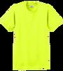 G2000 Safety Yellow T-Shirt Short Sleeve by Gildan